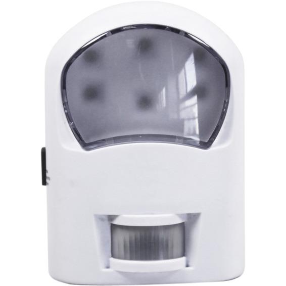 LED Lys med Sensor 4xAA