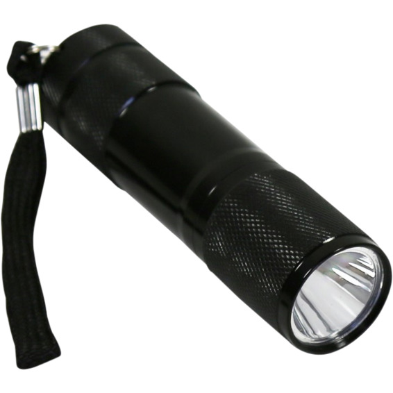 Led Lommelykt 1W 3xAAA
