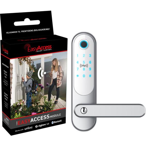 EasyAccess EasyFinger Touch White og Zigbee/BLT Modul