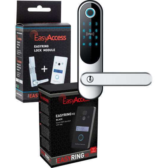 EasyAccess EasyFinger Touch - EasyRing V2 +Module - Black