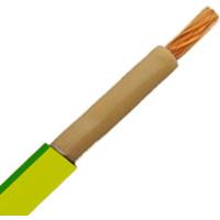 RKK 10mm² Gul/Grønn Dobbelisolert