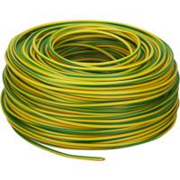 PN 750V  1,5mm² Gul/Grønn Snelle 150m