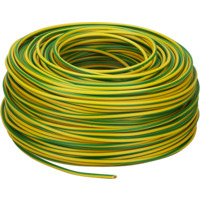 PN 10mm² Gul/Grønn Snelle