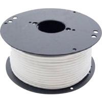 PL 300V 2X0,75 HVIT (SN/100M)