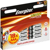 Batteri Ultra+ AAA LR3 18pk Energizer