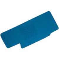 Endeplate APFN 2,5 /D2/2 Blå
