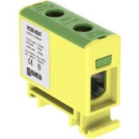 Klemme isolert OTL 1x1,5-50mm� AL/CU Gul/Gr�nn