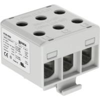 Klemme isolert OTL 3x1,5-50mm² AL/CU Grå