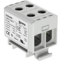 Klemme isolert OTL 2x1,5-50mm� AL/CU Gr�