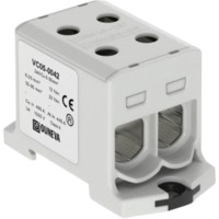 Klemme isolert OTL 2x6-95mm� AL/CU Gr�