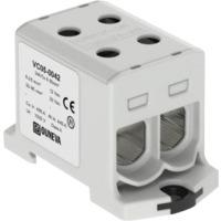 Klemme isolert OTL 2x35-240mm� AL/CU Gr�