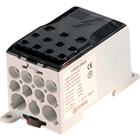 Distribusjonsblokk OJL 250A Al/CU