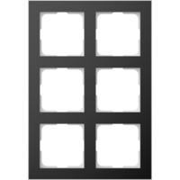 Elko Plus Layer ramme AL/SO MR 2x3H