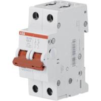Lastbryter modulær SD202 63A-2P ABB
