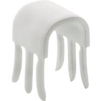 Castor Gipsklammer GK-O1 PR 2x1,5mm2 Plastbelagt Hvit 20 stk