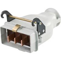 Plugg flatstift MPF 125A, 3P+J, IP44 HAUGE