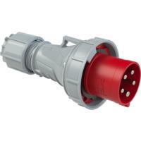 St�psel 63A 3Pol+N+J 400V 6H IP67