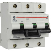 Effektbryter HTI 103 C 80A 3-Pol Modulær 10kA