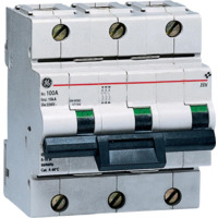Effektbryter HTI 103 C 100A 3-Pol Modulær 10kA