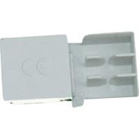 Endekappe EK C-3 for 3Pol 10mm² Samleskinne EFA