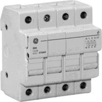 Sikringsholder 32A 3Pol+N  4 moduler 400V