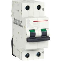 Automatsikring 1 Pol+N 16 A B Kar.2 Moduler EFA