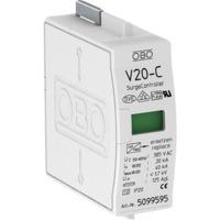 V20-C/0-280V - 1 polt pluggbar overdel 280V.