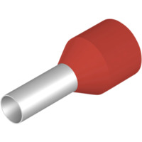 Isolert endehylse IKY 1,5/8 R�d (500 pk)