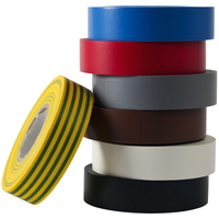 TAPE 0,15 X 19mm X 25m GUL/GR�NN