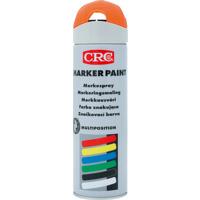 CRC Marker Paint rød Fluorescerende aerosol 500ml