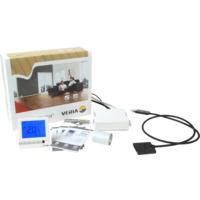 Veria Clickkit 55 Tr�dl�st termostatsett, Termostat og sikkerhetsboks