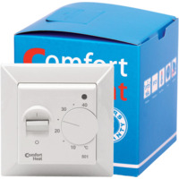 Termostat Comfort heat analog m/gulvf�ler 14A