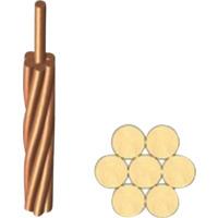 Kobberwire KHF 25mm² (7X2,14)