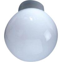 Skrubeslag m\glasskuppel B22