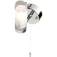 Baderomslampe Krom 25W G9 IP44