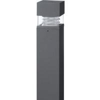 Unilamp Newton Firkantet Pullert E27 11W Grafitt IP65