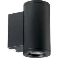 Unilamp Tube 5007 Wall Up/Down 3in1 2x50W GU10 IP65 Grafitt