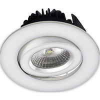 Juno COB LED Outdoor Downlight 8W Hvit IP44