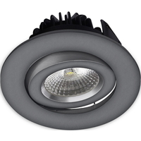 Juno COB LED Outdoor Downlight 8W Sølv IP44