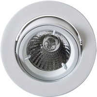 Juno Outdoor Downlight 12V/35W MR16 Hvit IP44