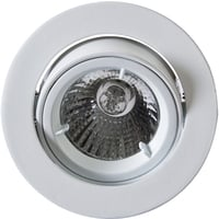 Juno Outdoor Downlight 240V/50W GU10 Hvit IP23