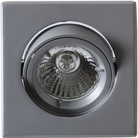 Tilo Outdoor Downlight 240V/50W GU10 S�lv IP23