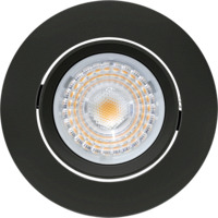 Alfa LED Outdoor 10W Matt Sort IP44