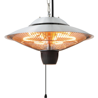 Terrassevarmer Infra Nedhengt Takmontert TVT1500