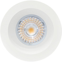 Alfa Soft LED Downlight 10W Matt Hvit IP44