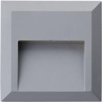 Vegglys Rack Sølv 1,6W LED IP44