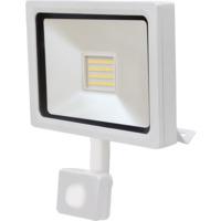 Lyskaster LED med sensor 10 Watt IP65