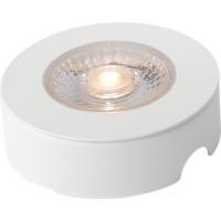Namron skapbelysning LED spot 3W matt hvit