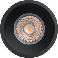 Alfa Soft Trimless Downlight 10W matt sort