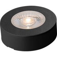 Namron skapbelysning LED spot 3W matt sort